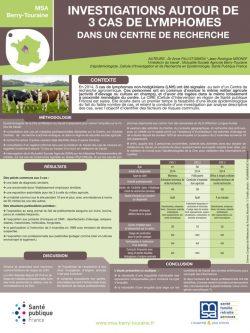 MSA – Santé Sécurité en Agriculture - Investigations autour de 3 cas ...